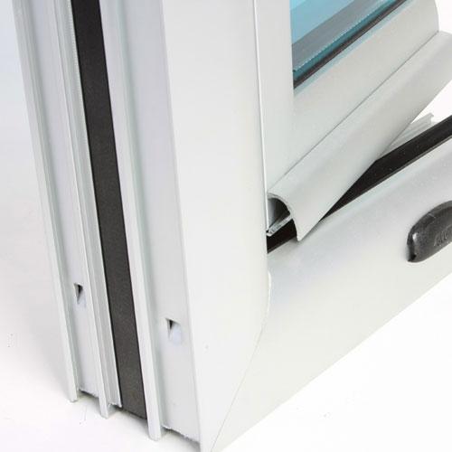 prozori i vrata aluminijum-beli-bor