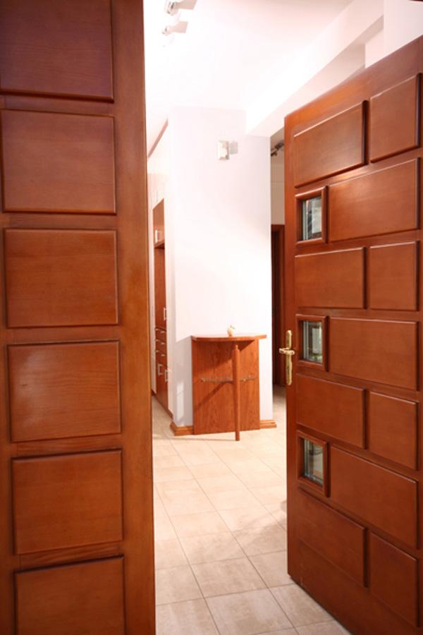 drvena ulazna vrata